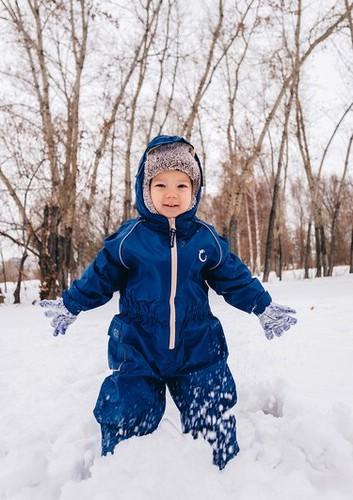 зимняя одежда для детского сада